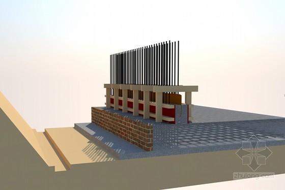 商业综合楼工程地下车库模板施工专项施工方案(90页 附计算书)