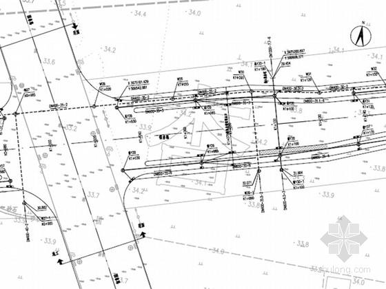 [安徽]城市次干路排水工程施工图设计63张