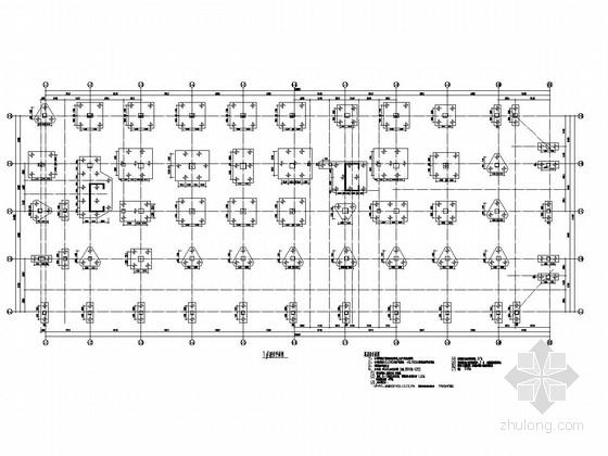 12层框剪结构综合楼扩初图及说明
