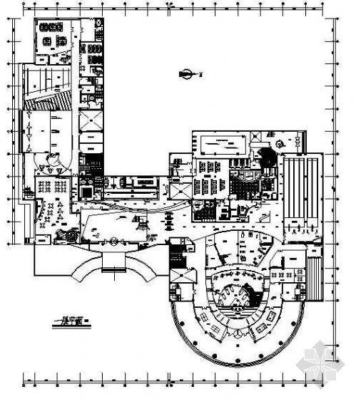 某星级酒店办公楼的设计方案