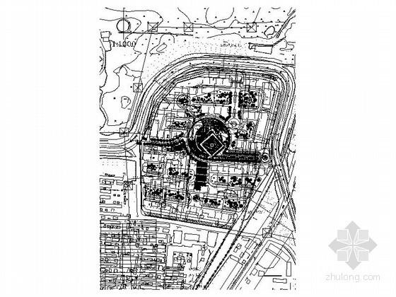 [北方]某居住小区规划方案