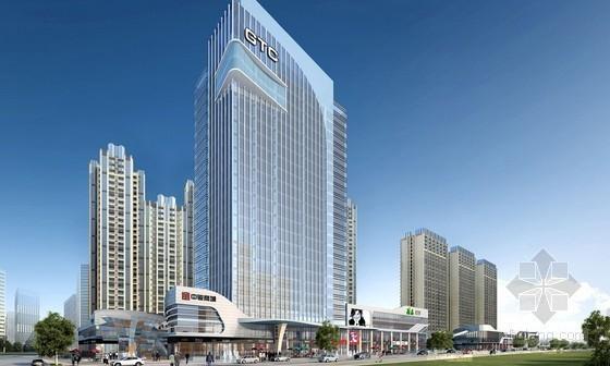 [福建]大型商住楼全套电气施工图纸235张(知名项目)