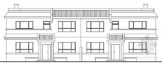 农村住宅建筑设计方案(两个含高清晰效果图)
