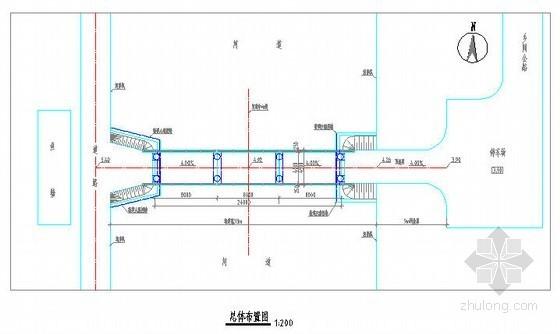 3跨8米桥梁施工设计图