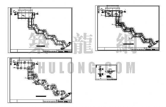 曲桥、临水平台施工图-4