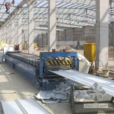东莞市某钢结构厂房工程施工方案(专家论证 36m大跨)
