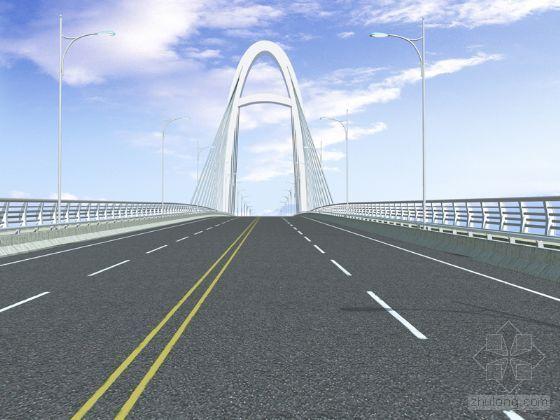 京杭大运河某大桥桥型设计方案