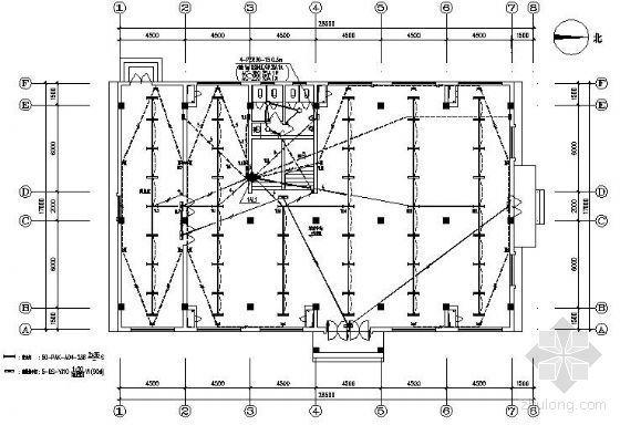 苏州某外企新建厂区办公楼电气成套图纸