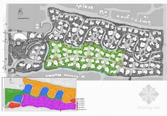 [北京]现代风格别墅景观深化设计方案文本