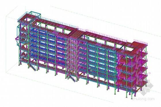 工业厂房退火炉钢结构深化设计安装技术创新