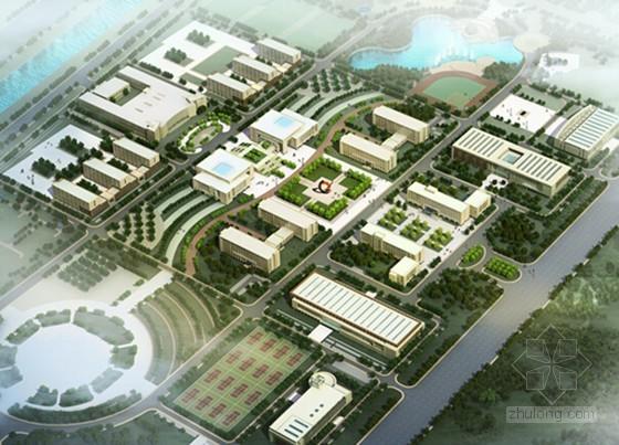 [天津]框剪结构校区公共建筑创优工程施工方案(鲁班奖 100余页)
