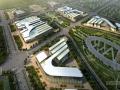 [内蒙古]现代风格中心商业区规划设计方案文本