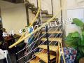 实木楼梯  钢梯  扶手  踏板  包板
