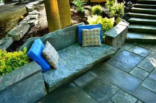 你的庄园里有这样的石元素创意景观吗?_4