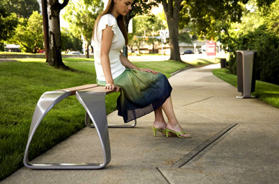 宝马操刀设计的座椅艺术!!