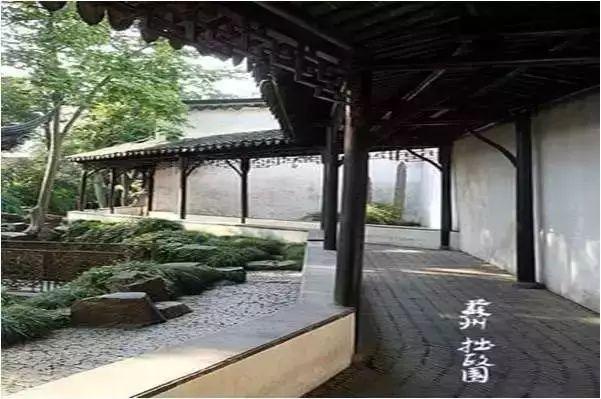 人间有味是清欢,怎样设计一个中式院子_13