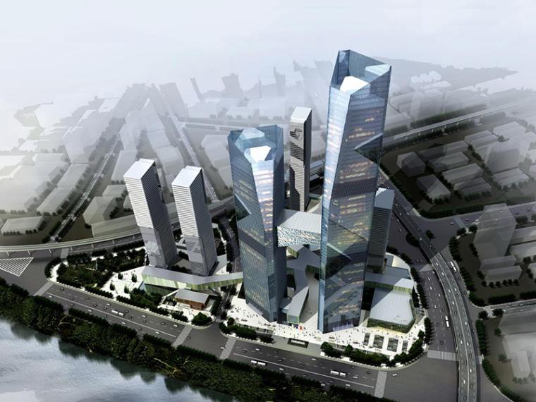 [湖北]硚口区住宅小区概念规划设计方案文本