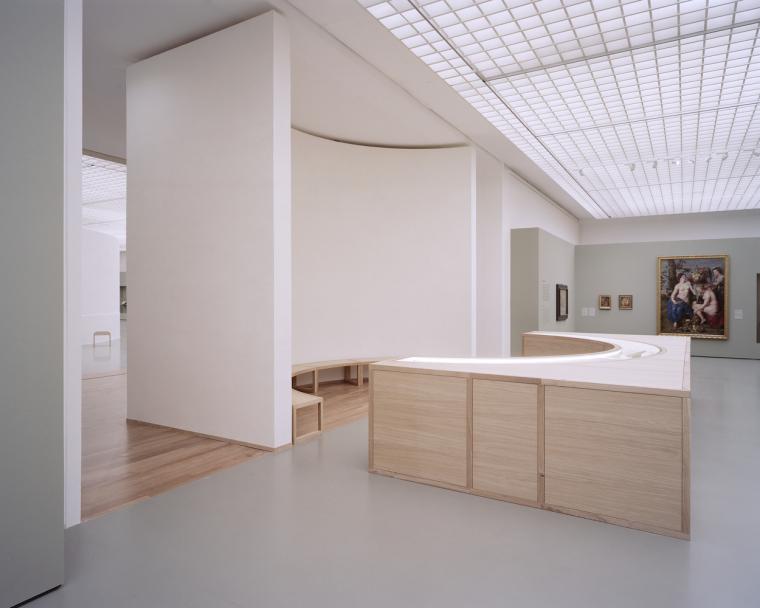 荷兰最纯粹的鲁本斯展示空间-7