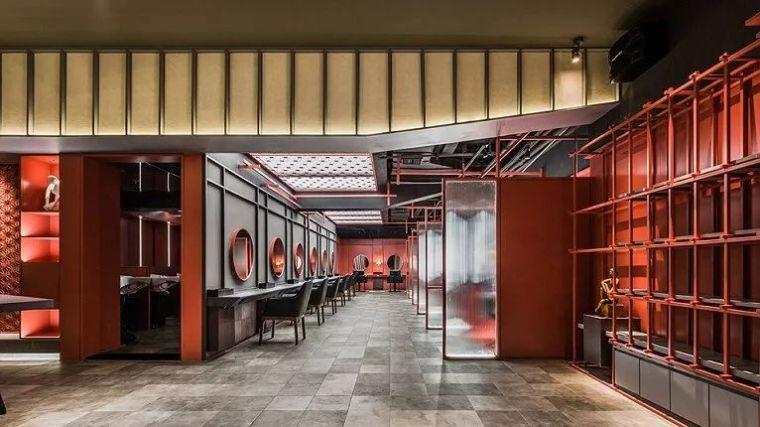 设计工坊 | 杭州杜尚造型万象汇店