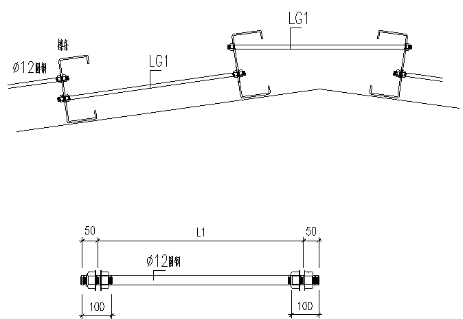 重庆60*90刚架结构施工图_6