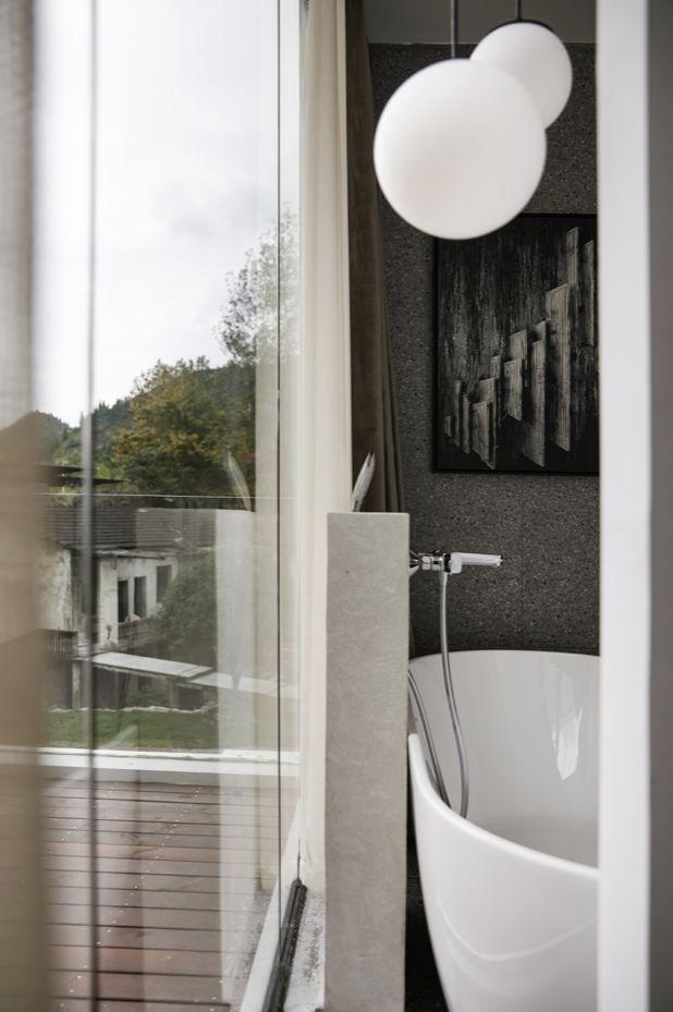水泥厂改造成民宿,自然简约的设计就是这么美_29