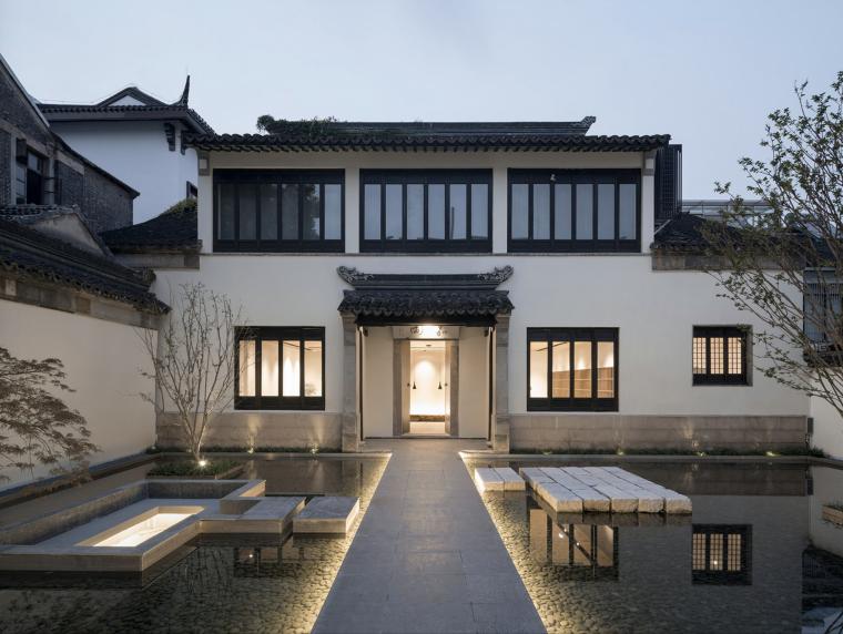 [江苏]苏州有熊文旅公寓民宿酒店建筑设计