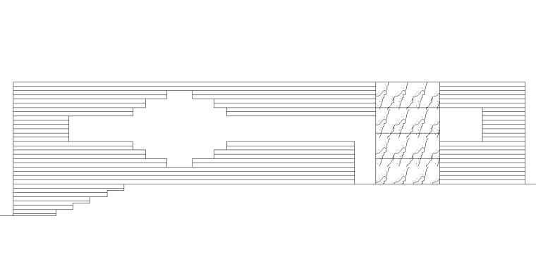 景墙施工图