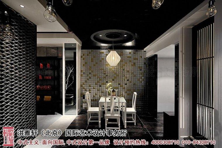 新中式茶楼装修设计,体现沁静优雅的人生乐趣_4