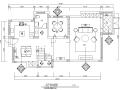现代简约风住宅空间设计施工图(附效果图)