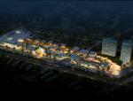 [上海]某知名商业建筑项目方案汇报(知名设计院)