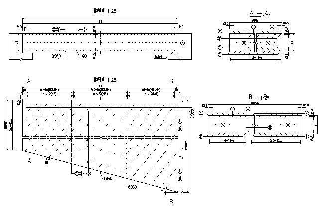 涵洞标准图最新版CAD(盖板涵、箱涵、圆管涵)