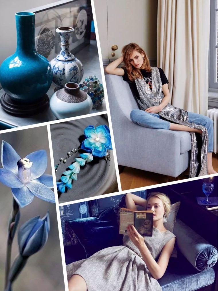 高级灰+蓝色,天生骄傲,打造优雅的高贵感_2