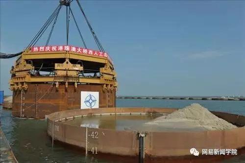 用钢圆管筑岛,港珠澳大桥人工岛这方案完胜日本|了不起的中国_13