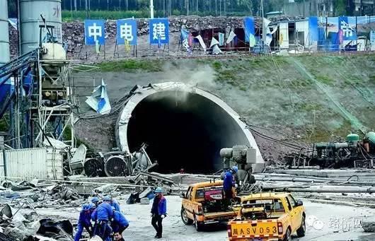 隧道施工中不良地质及风险地段的施工措施_2