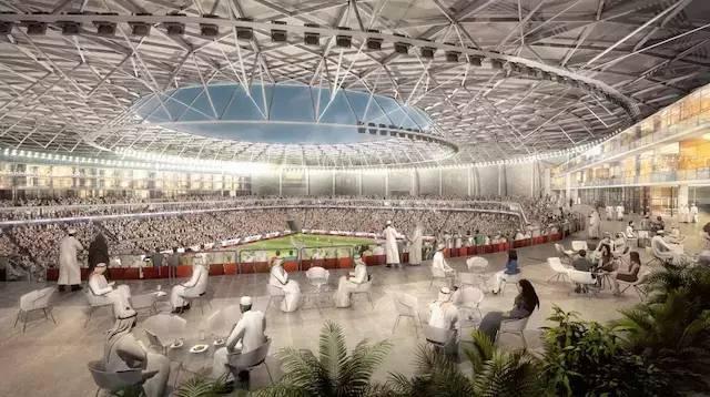 卡塔尔才是真土豪!2022世界杯球场一掷千金,国足4年后也许还能_16