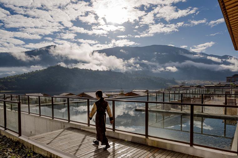 西藏林芝鲁朗度假酒店-11