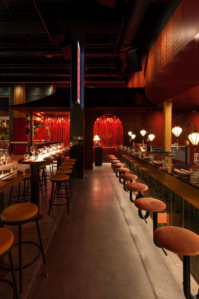 加拿大MissWong中餐厅-033-miss-wong-restaurant-by-menard-dworkind-architecture-design