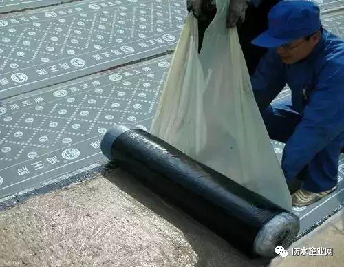 屋面防水改造工程施工方案_2