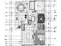 [江苏]现代简约风格联排别墅设计施工图(附效果图)