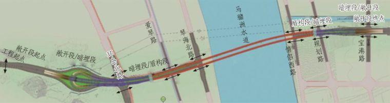 国内首条海域复合地层超大直径盾构隧道:珠海马骝洲交通隧道_2