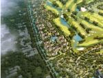西安大汉上林苑旅游综合体概念性规划设计(美国设计院)