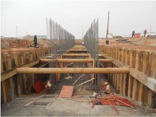 地下综合管廊建设之钢板桩施工方案