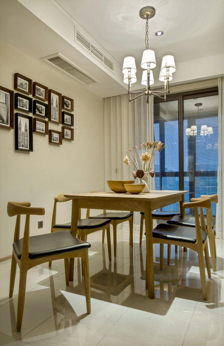 宁波木材质世贸湾公寓-5