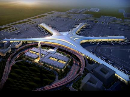 中建八局青岛新机场项目BIM助推总承包管理