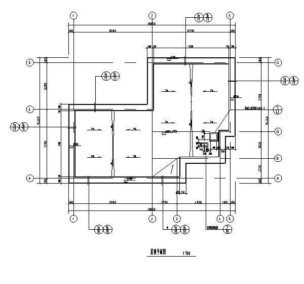 [西藏]高层假日酒店全套施工图(水暖电、结构及室内图纸)_8