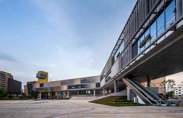 深圳市公明商业中心城市电气施工图纸(强电、弱电、消防)