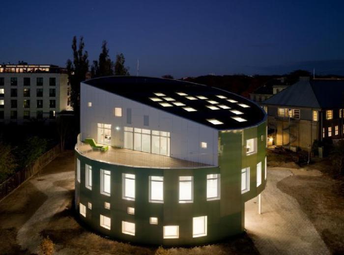 国外绿色建筑案例分析