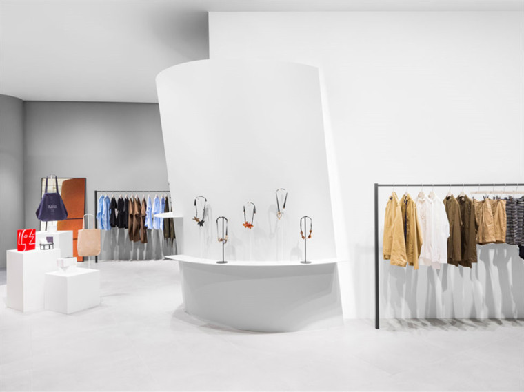 新加坡InGoodCompany服装店