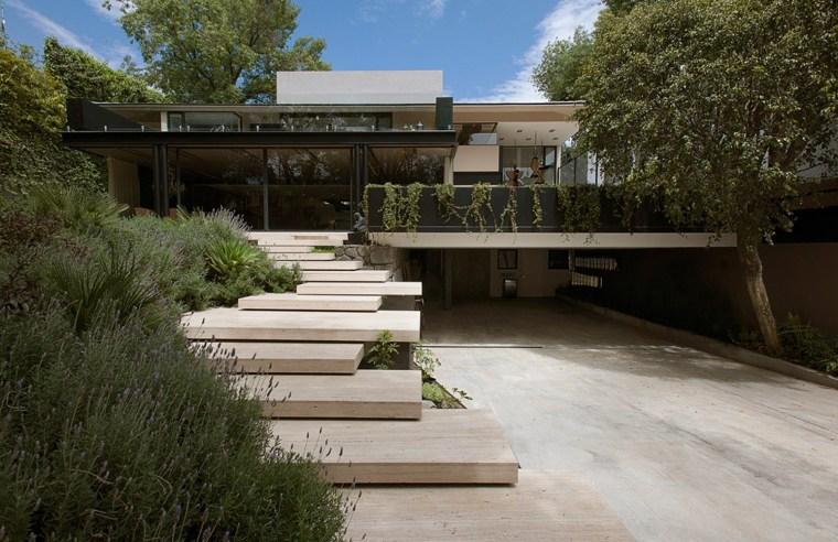 墨西哥Casa Lomas住宅