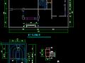 地下二层地上三层别墅土建施工图